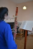 Bassoon, a rare and wonderful option!