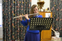 Flute, a popular choice of instrument